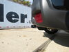 76209 - 675 lbs TW Draw-Tite Trailer Hitch on 2018 Subaru Crosstrek