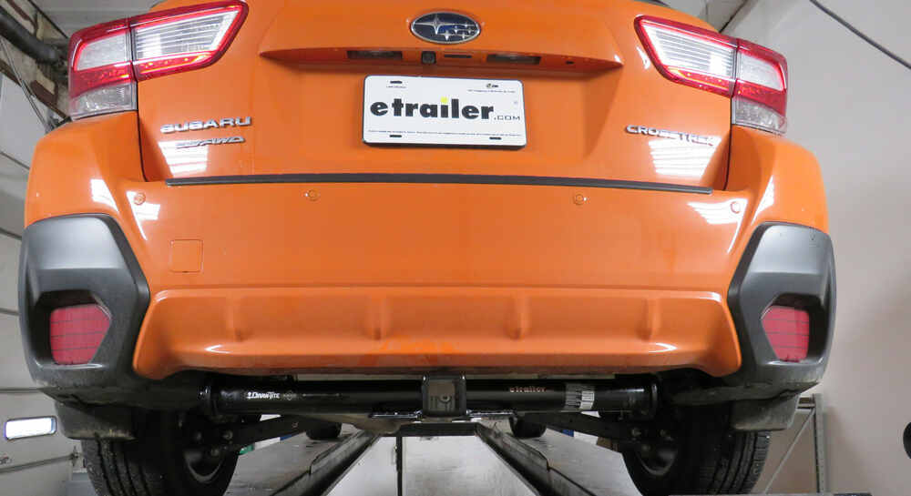 2019 Subaru Crosstrek Trailer Hitch - Draw-Tite