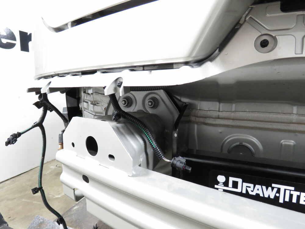 2019 Volvo XC40 Trailer Hitch - Draw-Tite