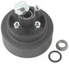 Trailer Hub & Drum Assembly - 2,200 lbs. Axles - 4 on 4