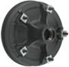 Trailer Hub and Drum Assembly - 6,000 & 7,000 lbs Axles - 5 Spoke Utility