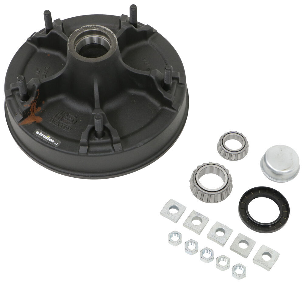 Dexter Axle Hub with Integrated Drum - 8-174-5UC3