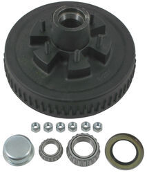 "Dexter Trailer Hub and Drum Assembly for 5,200-lb Axles - 12"" Diameter - 6 on 5-1/2"