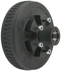 "Dexter Trailer Hub and Drum Assembly - 5,200-lb E-Z Lube Axles - 12"" - 6 on 5-1/2"