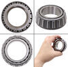8-201-9UC3-EZ - 6 on 5-1/2 Inch Dexter Axle Hub with Integrated Drum