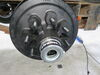 0  trailer hubs and drums dexter axle hub with integrated drum for 7000 lbs axles 8-219-18uc3