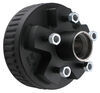 Trailer Hub and Drum Assembly for Electric Brakes - 2,000-lb Axles - 5 on 4-1/2