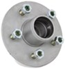 Dexter Axle 5 on 4-1/2 Inch Trailer Hubs and Drums - 8-258-50UC1-EZ
