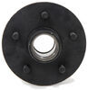 Dexter Trailer Idler Hub Assembly for 2,200-lb Axles - 5 on 4-1/2 For 2000 lbs Axles 8-258-5UC1