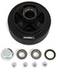 Dexter 4 on 4 Complete Hub-and-Drum Assembly - for Hydraulic Brakes - 2,200-lb Axles