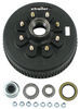 "Dexter Trailer Hub and Drum Assembly for 8,000-lb E-Z Lube Axles - 12-1/4"" - 8 on 6-1/2"