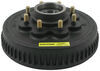 dexter axle trailer hubs and drums hub with integrated drum for 7000 lbs axles & assembly - 7 000 8 on 6-1/2 nev-r-lube