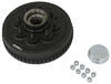 "Dexter Trailer Hub and Drum Assembly for 7,000-lb Nev-R-Lube Axles - 12"" Diameter - 8 on 6-1/2"