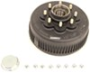 Trailer Hub and Drum Assembly - Nev-R-Lube - 8 on 6 1/2