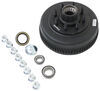 Dexter Axle 8 on 6-1/2 Inch Trailer Hubs and Drums - 8-393-6UC3-A
