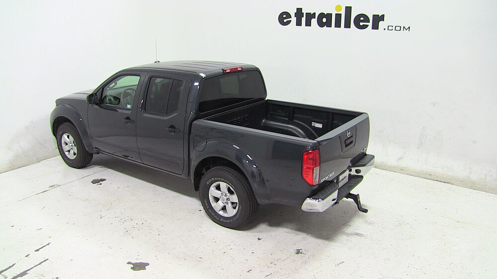 2013 nissan frontier hidden hitch ball mount 4 3 4 rise. Black Bedroom Furniture Sets. Home Design Ideas
