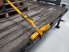 0  ratchet straps kinedyne trailer truck bed 21 - 30 feet long tie-down strap w/ flat hooks 2 inch x 27' 3 300 lbs