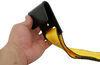 kinedyne ratchet straps trailer truck bed flat hooks tie-down strap w/ - 2 inch x 27' 3 300 lbs