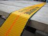 0  ratchet straps kinedyne flat hooks 1-1/8 - 2 inch wide 802hd-27f