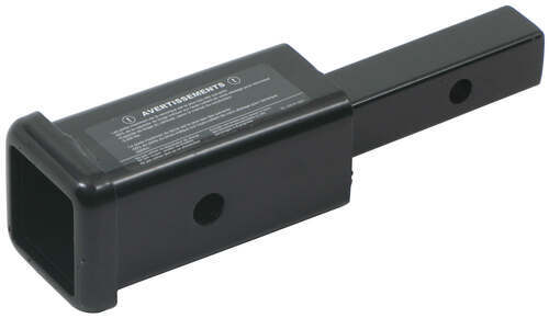 Hitch adapter quot to trailer receiver class