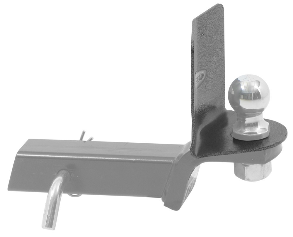 Trailer Hitch And Clips : Trailer hitch bumper guard tow ready accessories
