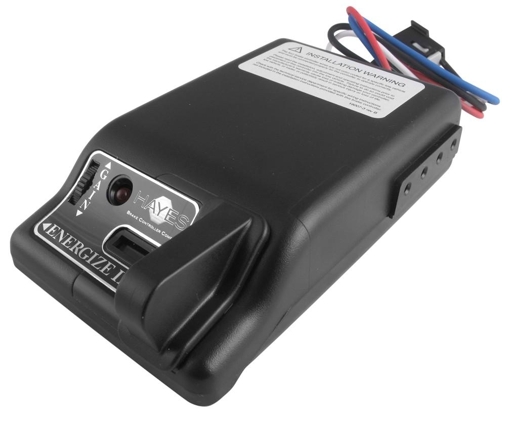 Electric Trailer Brake Controller >> Hayes-Lemmerz Energize III Electric Trailer Brake