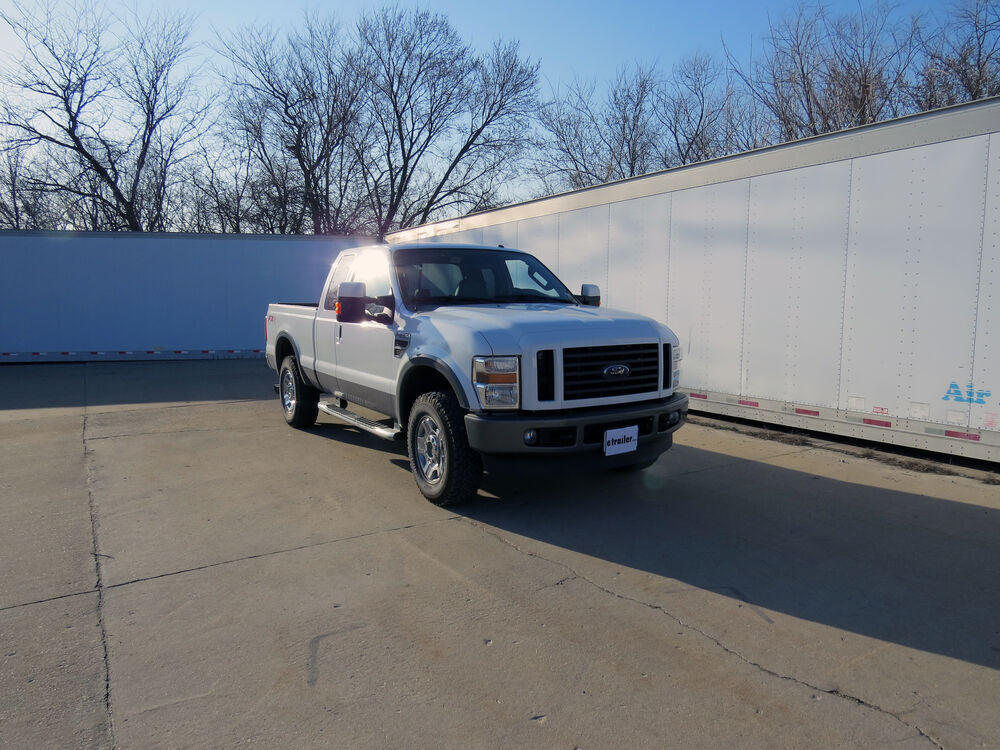 2008 Ford F-250 And F-350 Super Duty Gooseneck