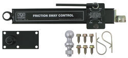 Pro Series Friction Sway Control Kit - Economy - by Draw-Tite, Reese and Hidden Hitch - 83660