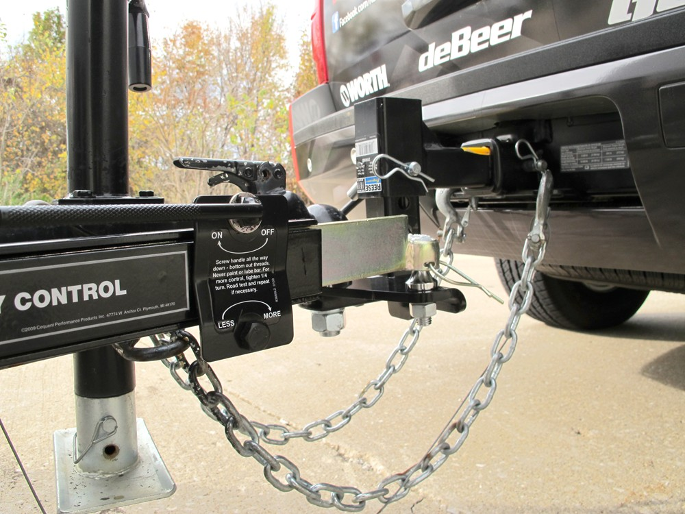 Draw Tite Hitch >> Pro Series Friction Sway Control Kit - Economy - by Draw-Tite, Reese and Hidden Hitch Pro Series ...