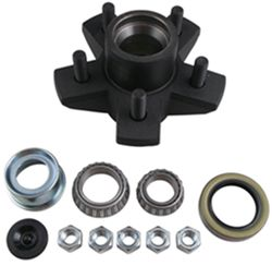 Dexter Trailer Idler Hub Assembly for 3,500-lb E-Z Lube Axles - 5 on 4-1/2