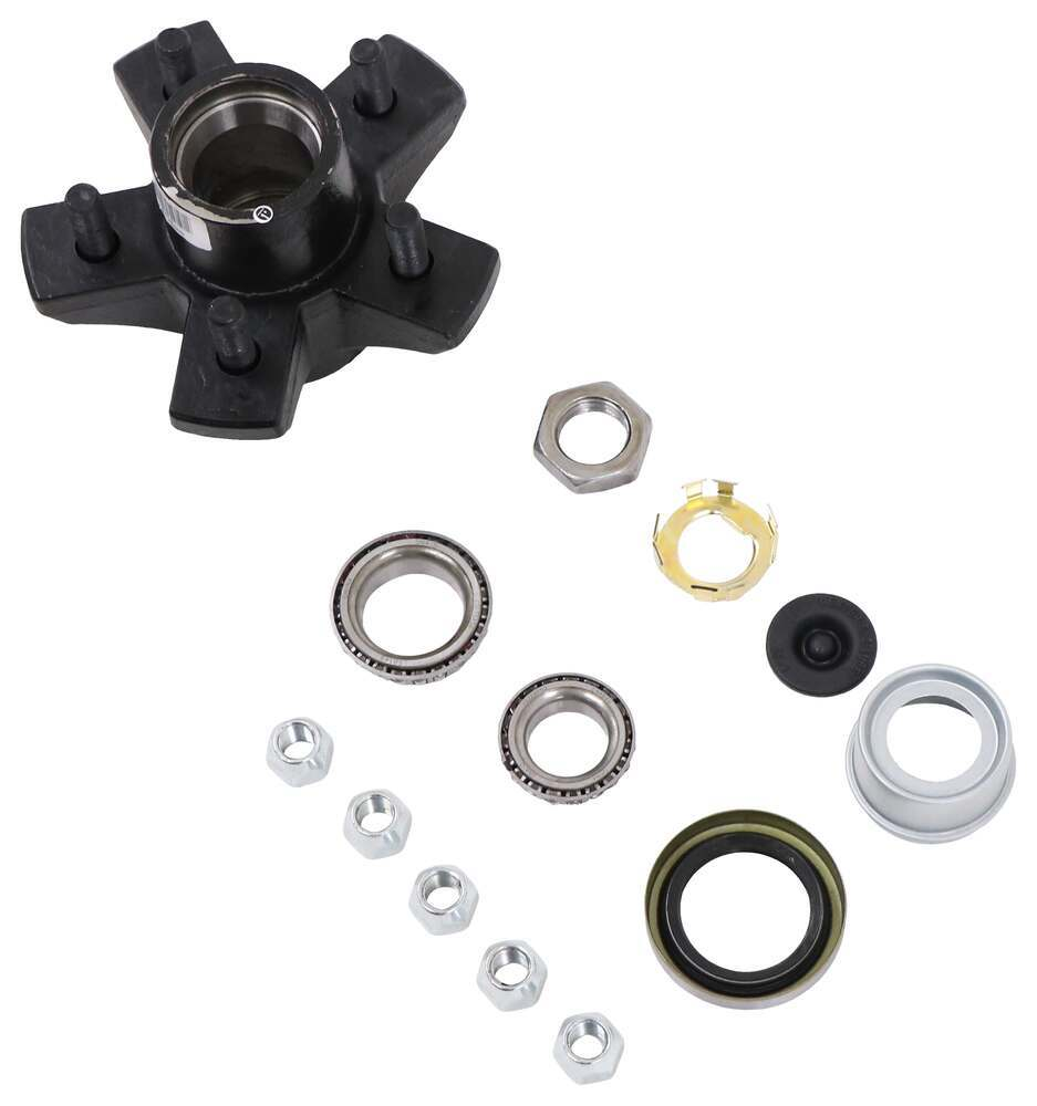 Dexter Axle Trailer Hubs and Drums - 84545UC1-EZ