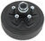 dexter axle trailer hubs and drums hub with integrated drum for 3500 lbs axles 84546uc3-ez