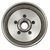 dexter axle trailer hubs and drums hub with integrated drum 5 on 4-1/2 inch