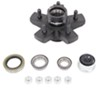 Trailer Hub Assembly - 3,500-lb Axles - 5 on 5 - E-Z Lube