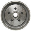 """Dexter Trailer Hub and Drum Assembly for 3,500-lb Axles - 10"""" Diameter - 5 on 5 For 3500 lbs Axles 84556UC3"""