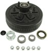 Trailer Hub and Drum Assembly - 3,500-lb Axles - 6 on 5-1/2 - E-Z Lube