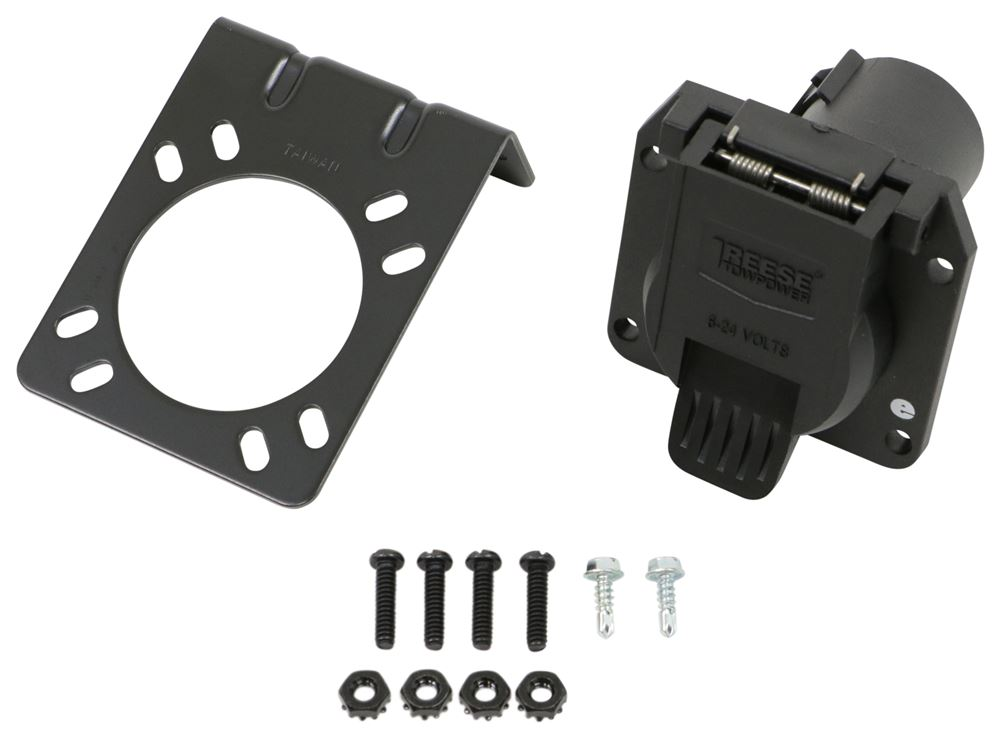 85219 - 7 Blade Reese Trailer Connectors