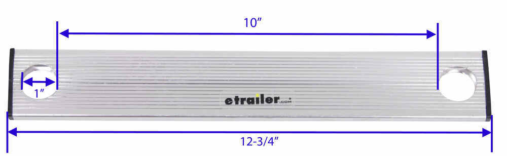 8538t stromberg carlson replacement aluminum drilled out ladder tread for rv bunk bed ladder and rv exterior ladder