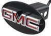 """GMC LED Lighted Trailer Hitch Cover - 1-1/4"""" and 2"""" Hitches - Chrome Light-Up 86061"""
