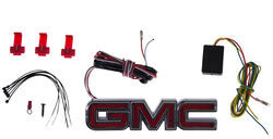 GMC LED Lighted Vehicle Emblem