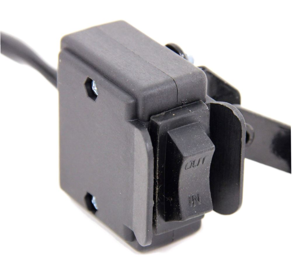 Toggle Switch Replacement Parts : Replacement handlebar rocker switch for lt atv winch