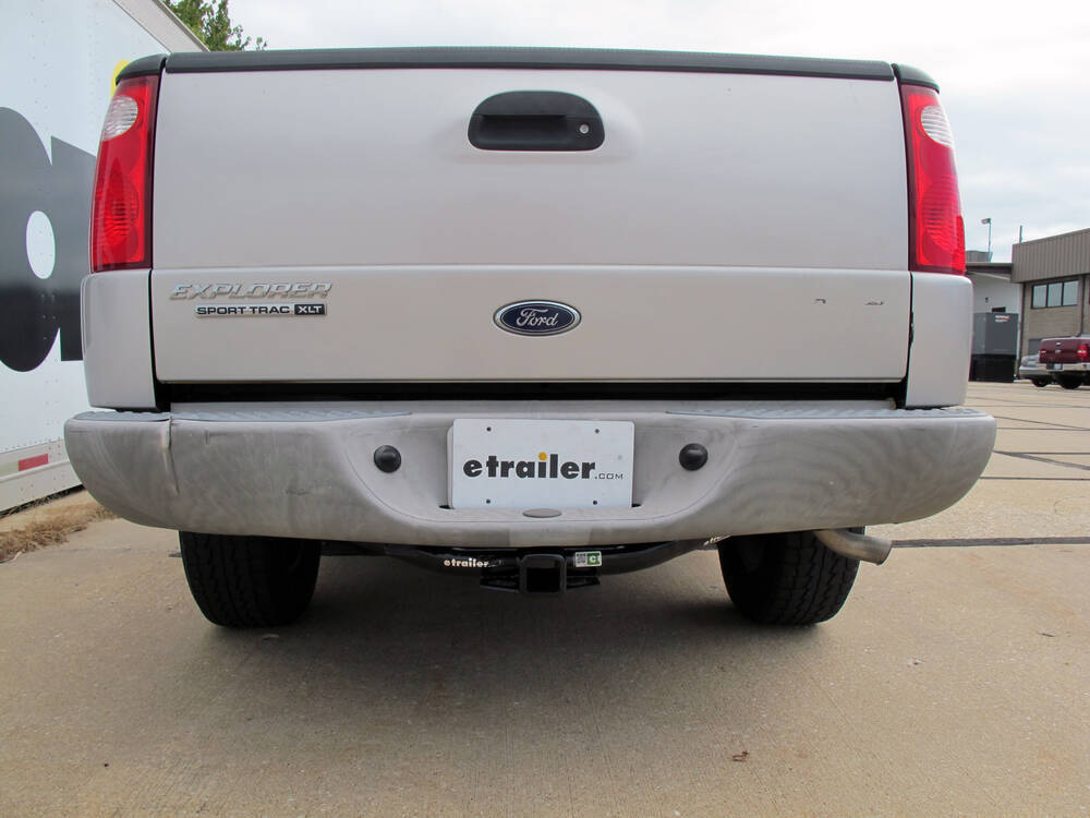 2005 Ford Explorer Sport Trac Trailer Hitch