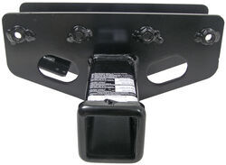 Hidden Hitch 2009 Jeep Wrangler Unlimited Trailer Hitch