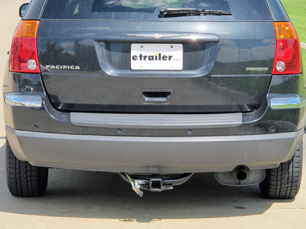 2008 chrysler pacifica trailer hitch hidden hitch. Black Bedroom Furniture Sets. Home Design Ideas