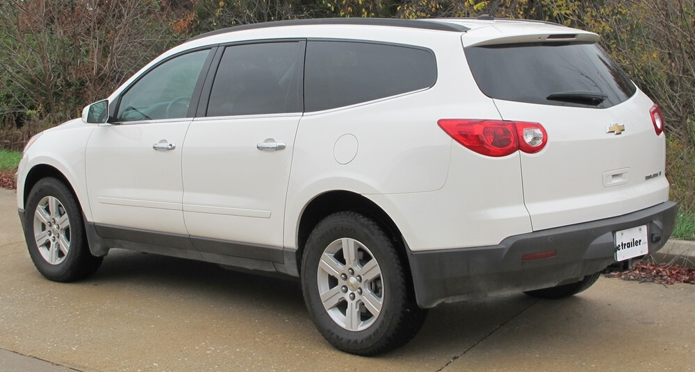 2012 chevrolet traverse hidden hitch trailer hitch receiver class iii. Cars Review. Best American Auto & Cars Review