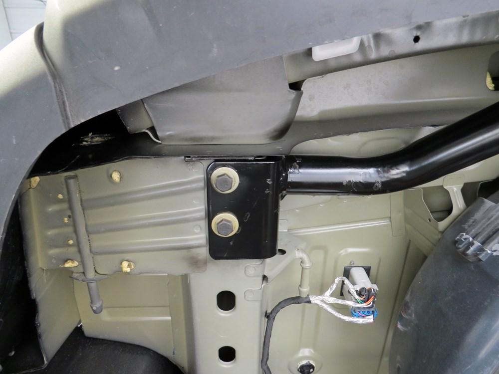 2007 gmc acadia trailer hitch hidden hitch. Black Bedroom Furniture Sets. Home Design Ideas