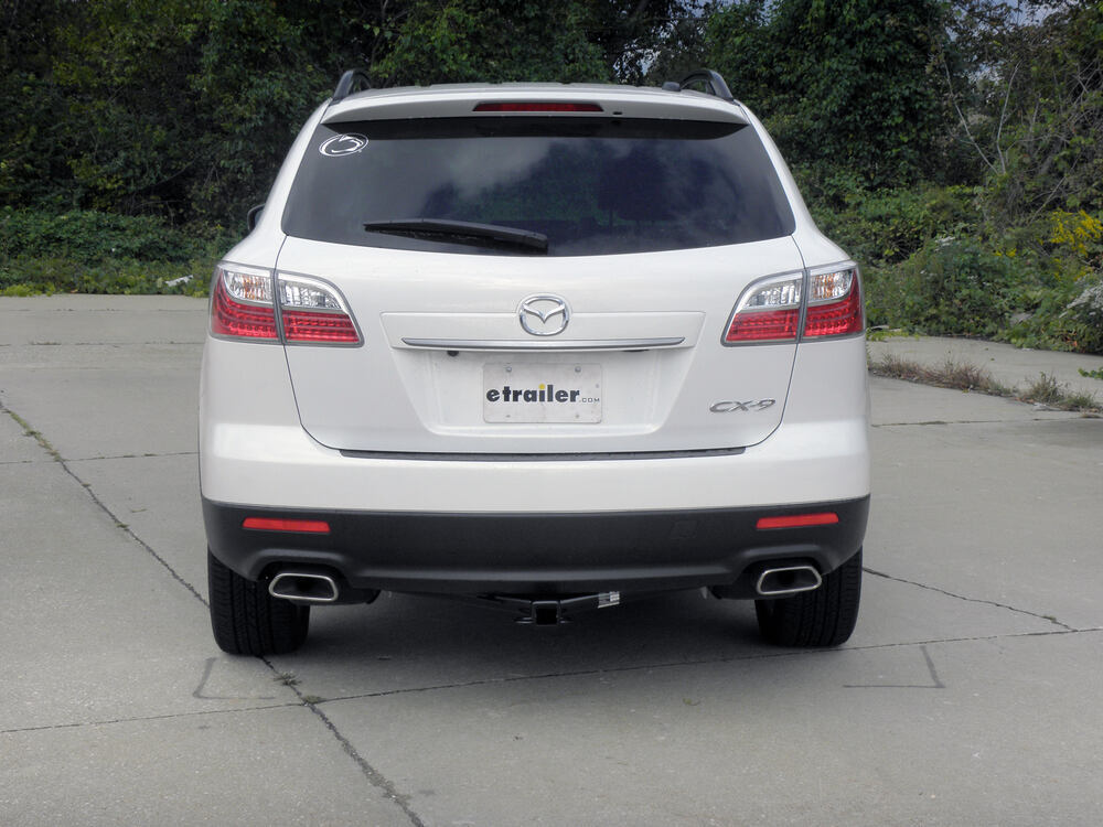 2010 mazda cx 9 trailer hitch hidden hitch. Black Bedroom Furniture Sets. Home Design Ideas