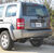 Hidden Hitch Trailer Hitch for 2012 Jeep Liberty 2