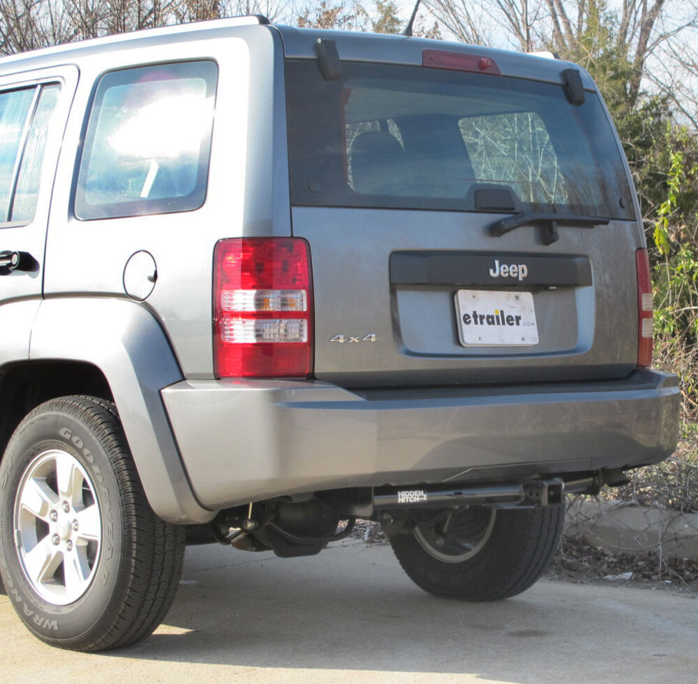 2012 jeep liberty trailer hitch hidden hitch. Black Bedroom Furniture Sets. Home Design Ideas