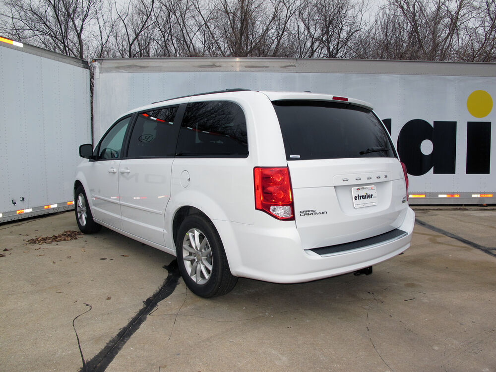 2016 dodge grand caravan trailer hitch hidden hitch. Black Bedroom Furniture Sets. Home Design Ideas